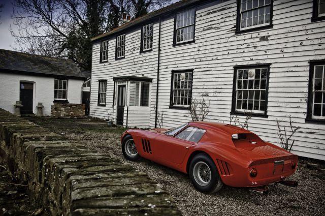Ferrari Ferrari Motor Car Classic Cars