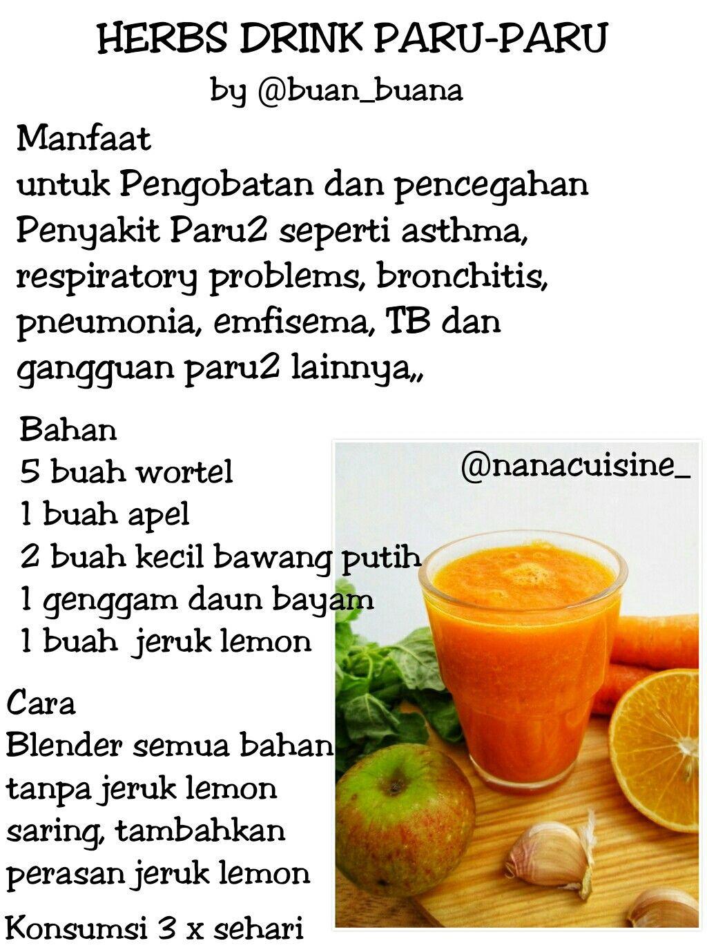 Minuman Kesehatan Diet Detoks Resep Diet Sehat Kesehatan Alami