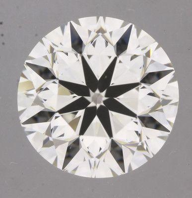 2 Carat I/VVS2 GIA Certified Round Diamond