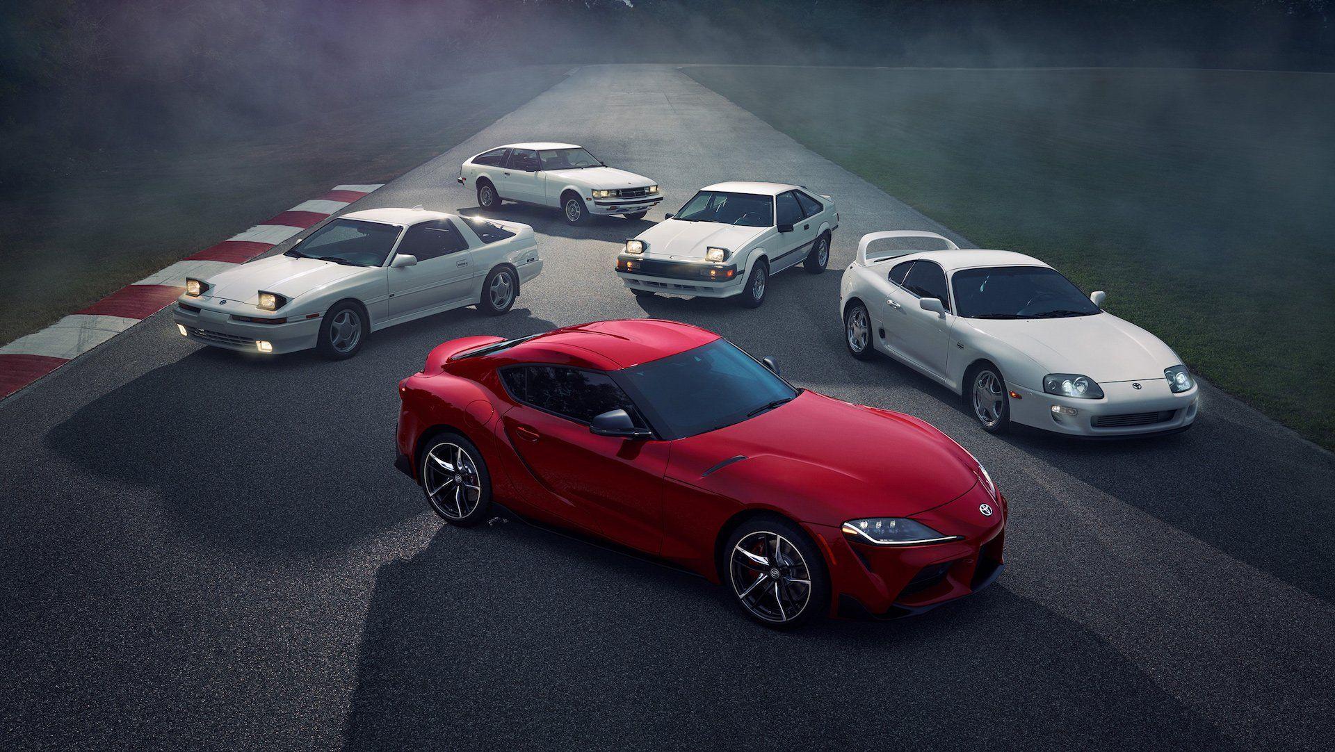 Toyota Supra Evolution | Toyota supra, Toyota, Supra