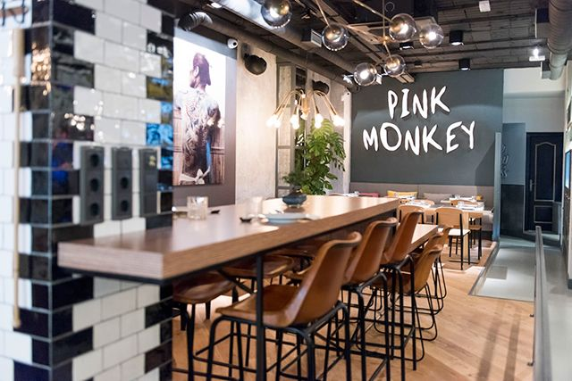 Love is in the food » Pink Monkey, querrás volver