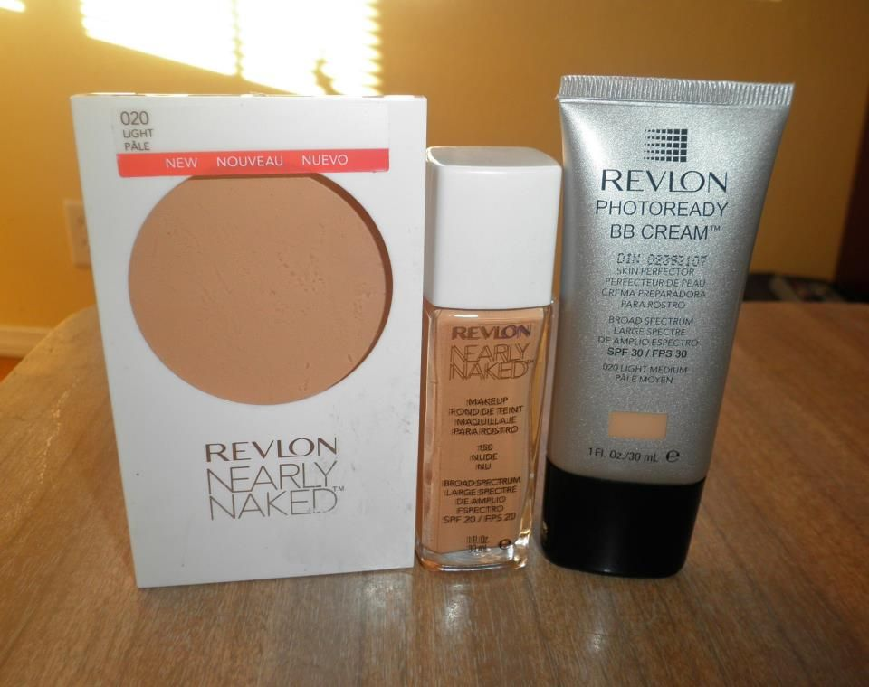 Loving these new product from Revlon ! #revlon #photoready #nearlynaked