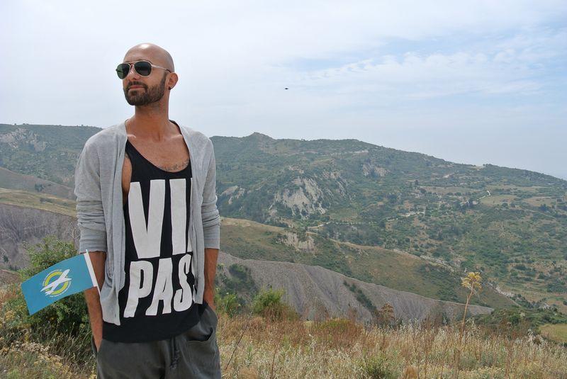 Roman war mit der #Restplatzbörse #Fahne in #Zypern