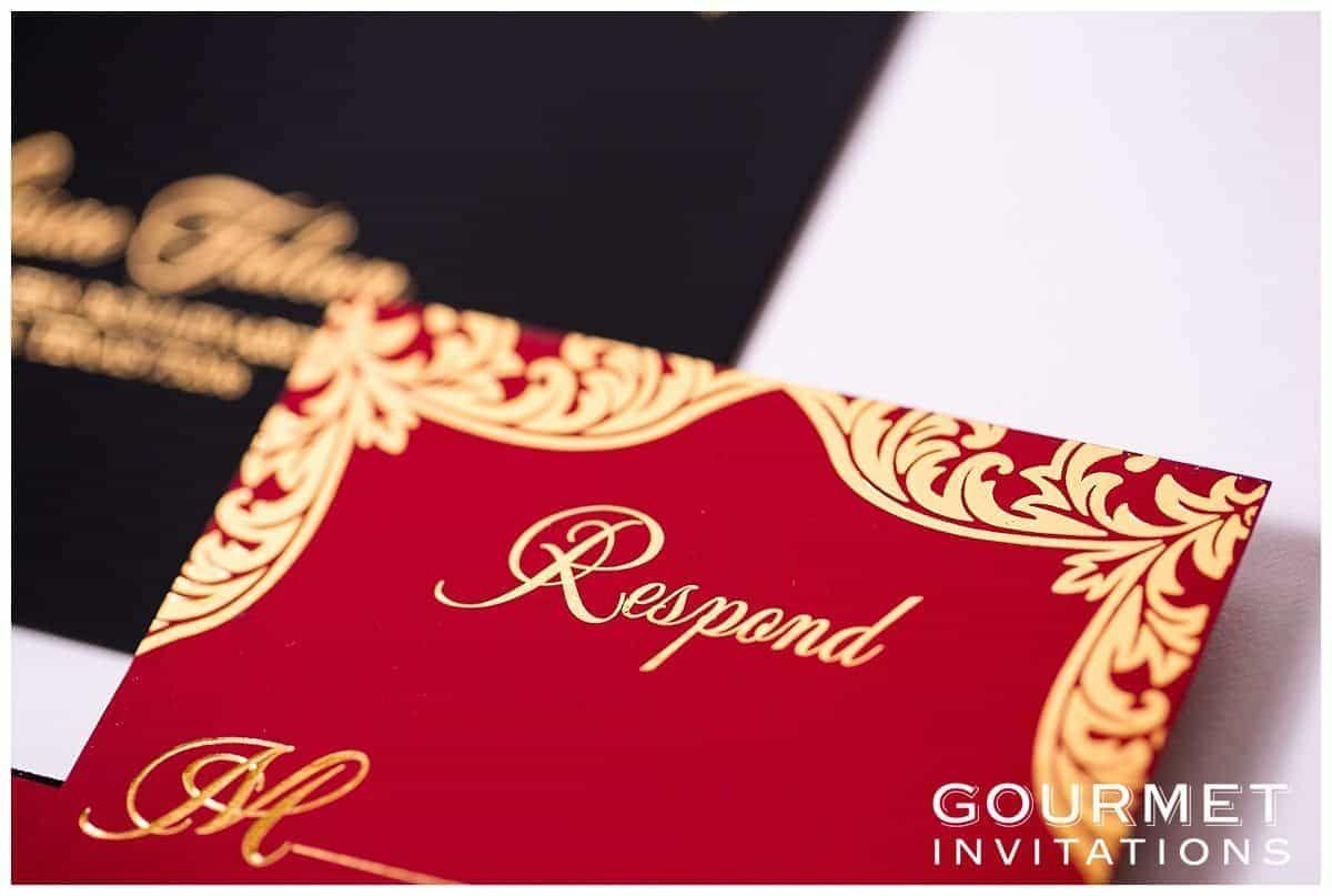 Gourmet Invitations - Custom Wedding Invitations, Custom Invitation ...
