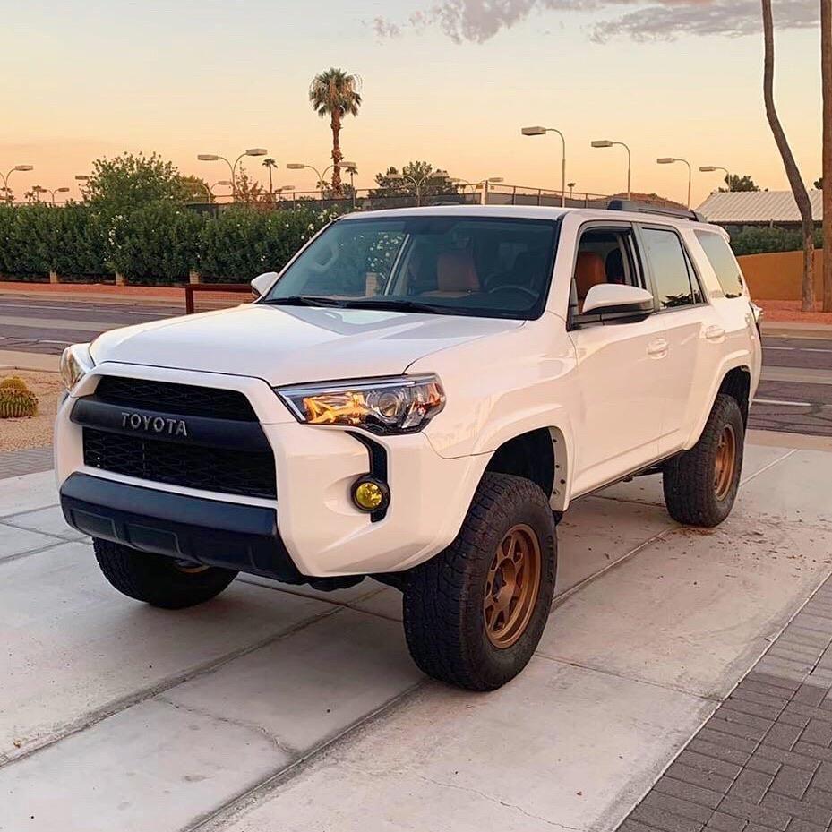 Toyota 4Runner TRD Pro Grille 2014 2019 in 2020