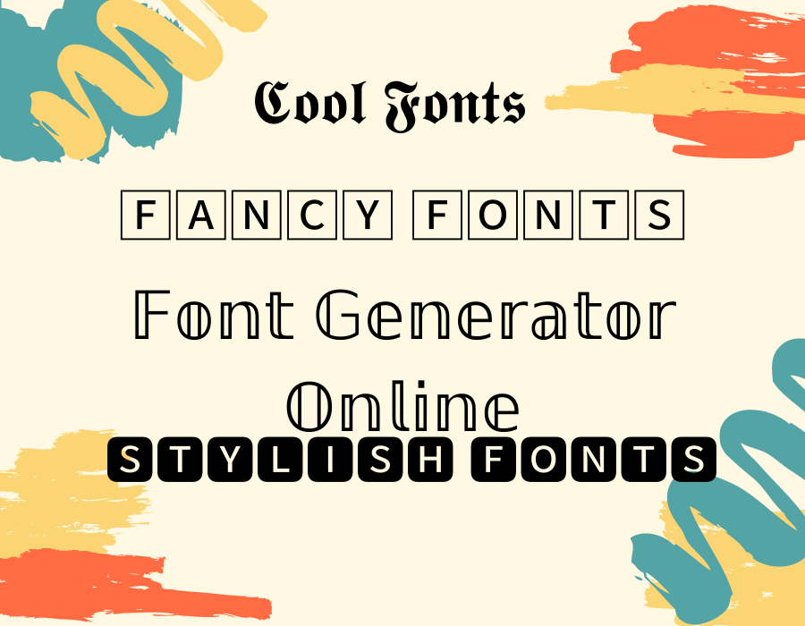 Font Generator in 2020   Font generator, Instagram bio, Fonts When the instagram font generator suggests a list of fonts, simply copy the new font and paste it into your instagram bio.