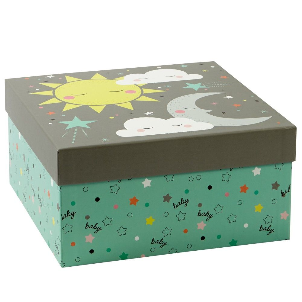 Moon And Sun Gift Box Spritz In 2019 Products Gift Boxes