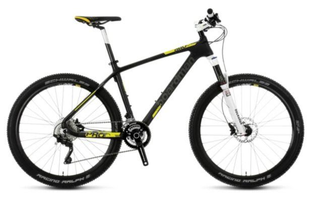 Boardman Mountain Bike Pro Carbon Hardtail 650B 2014