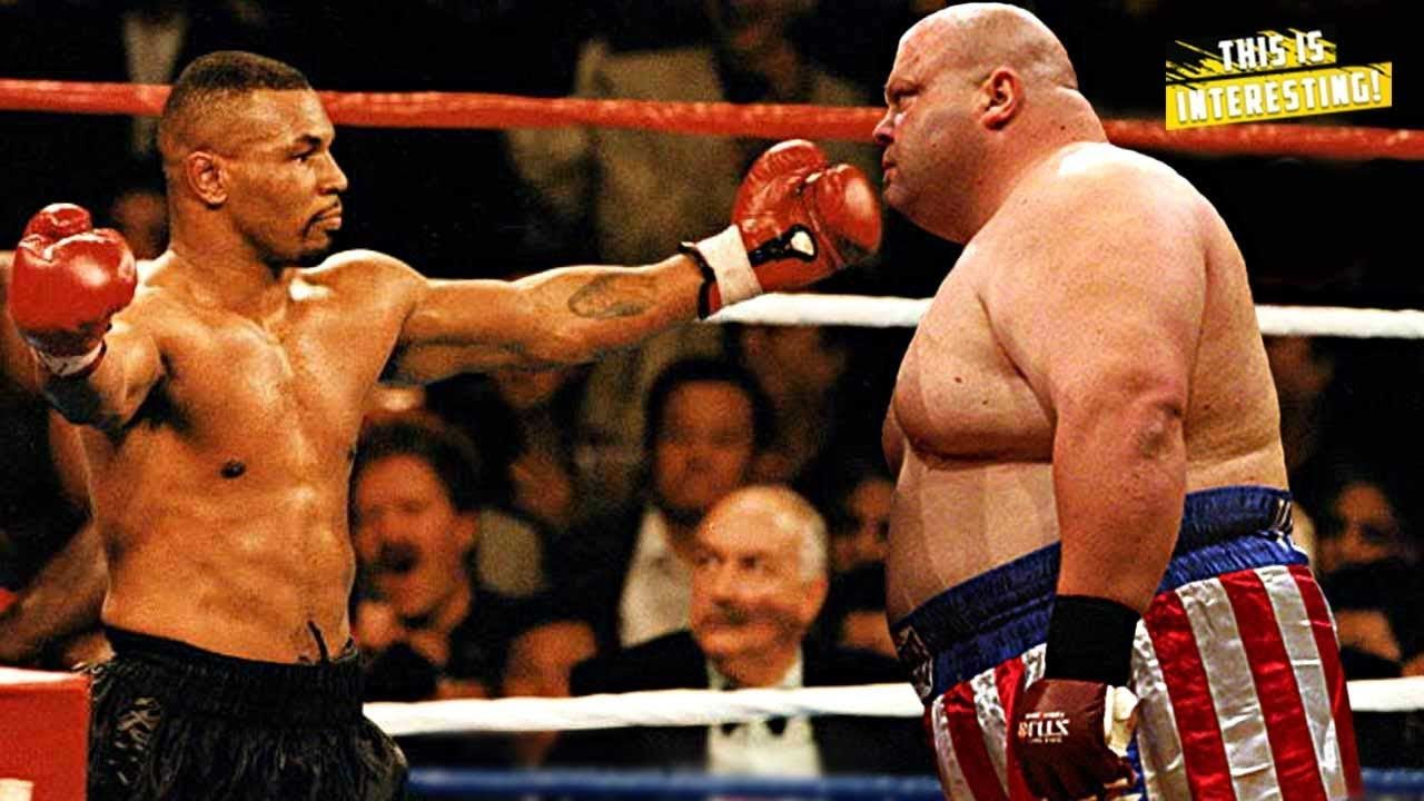 All 44 Amazing Knockouts by Mike Tyson in Boxing Mike