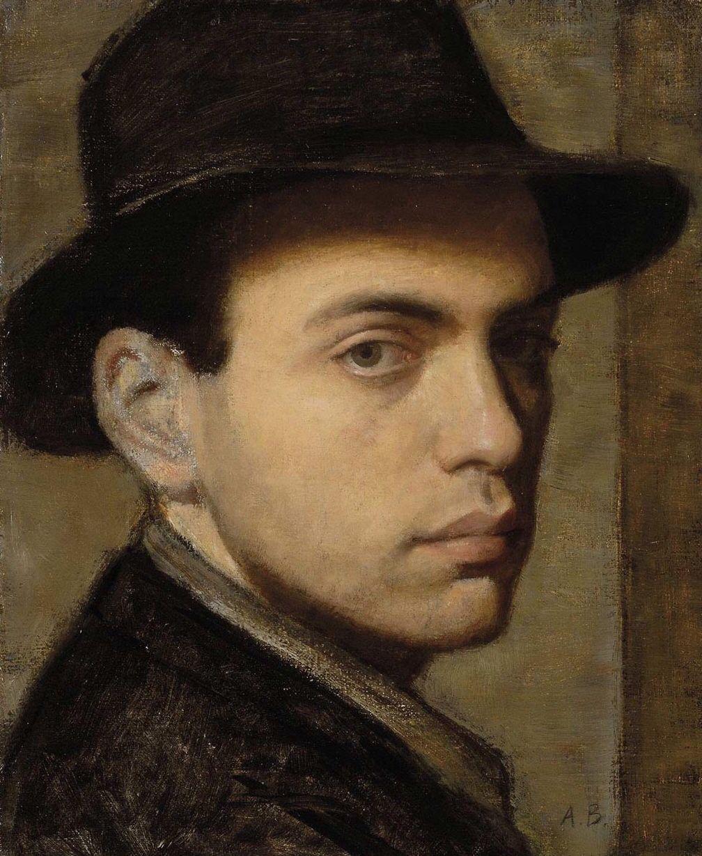 Antonio Bueno (1940) Self portrait, Portrait, Portrait