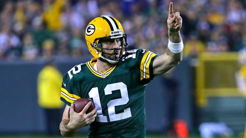 GIANTS VS PACKERS Packers, Fantasy football lineup