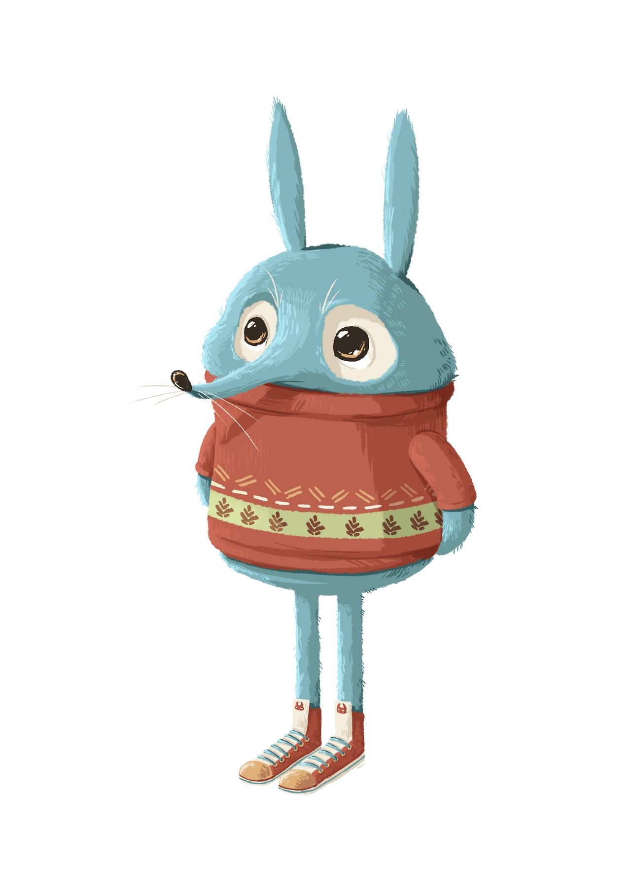 """""""Fox Bunny"""""""