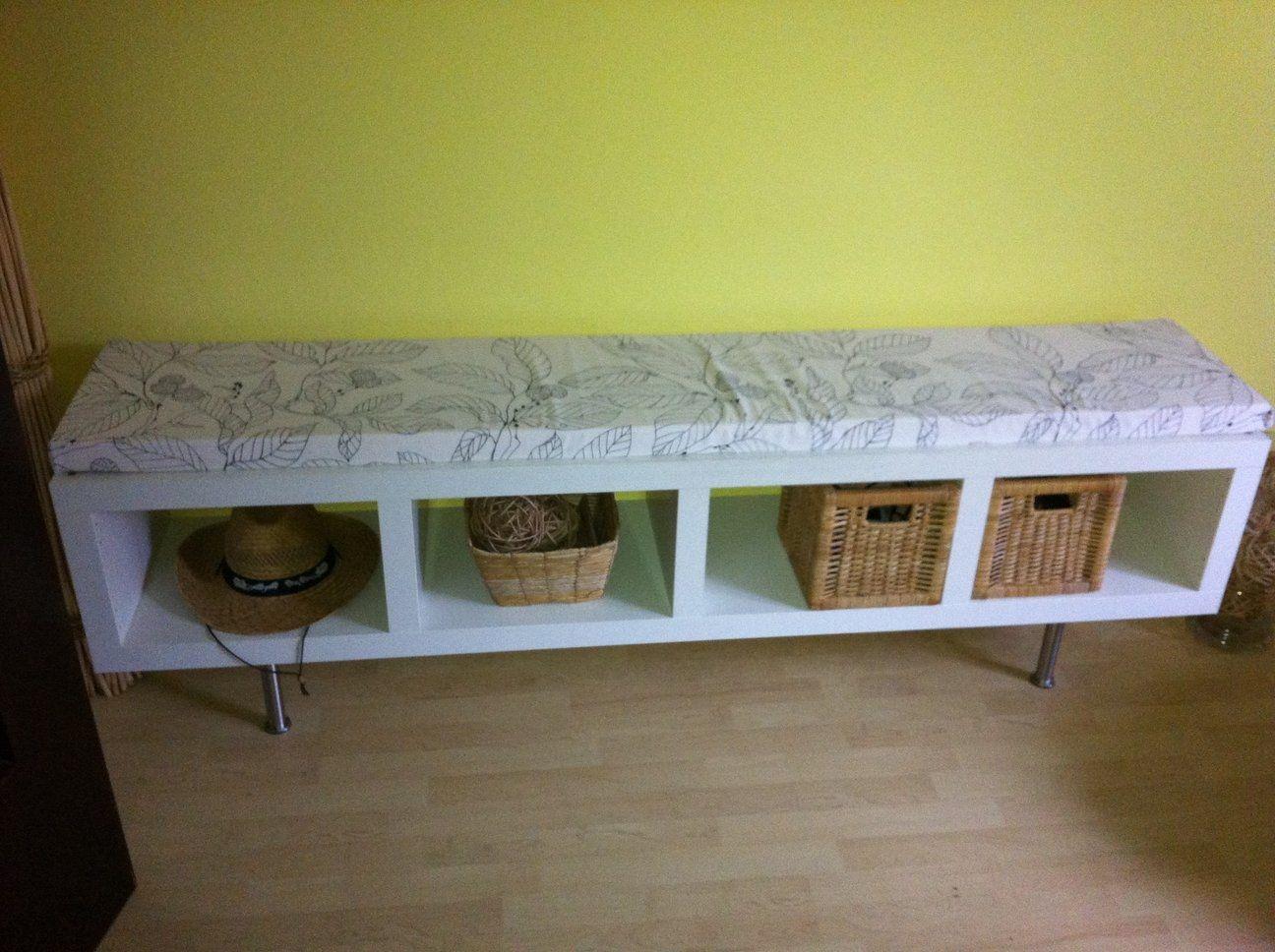 Niedliche vintage raumideen lovely lack bench  möbel