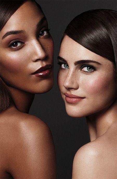 Romola Garai makeup4all | Black man white girl, Romola