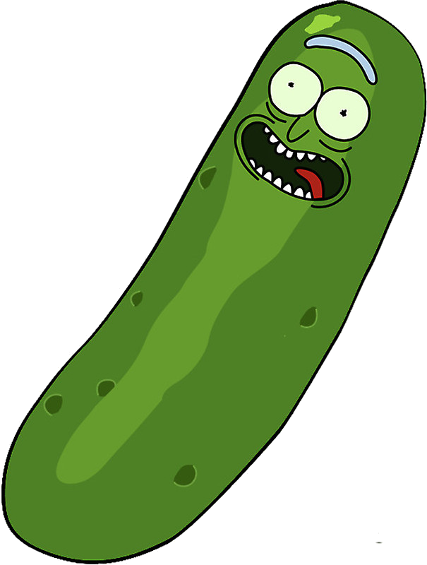 Pickle Rick Character Rick And Morty Stickers Rick And Morty Tattoo Rick And Morty Characters