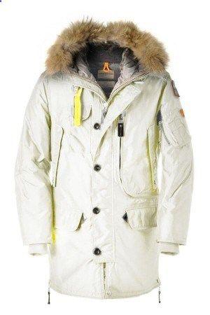 2013 Hot Sall Parajumpers Kodiak Jackets Men's White | Parajumpers Jackets Outlet | Parajumpers Parkas On Sale | parkas-outlet.com