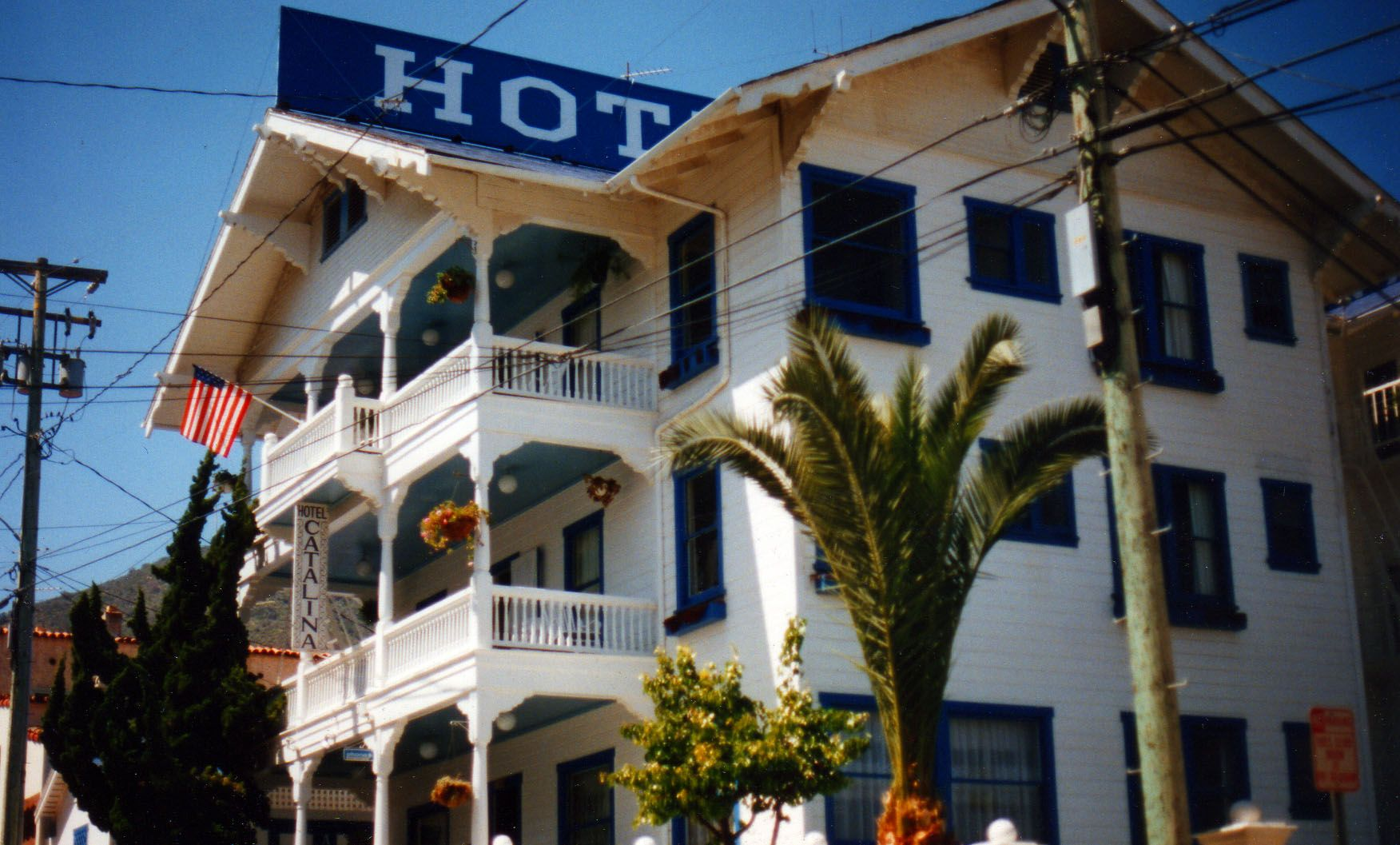 Catalina Beach House Hotel Mac Rae
