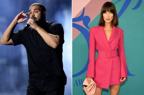 Are Drake and Bella Hadid Dating?: #drake