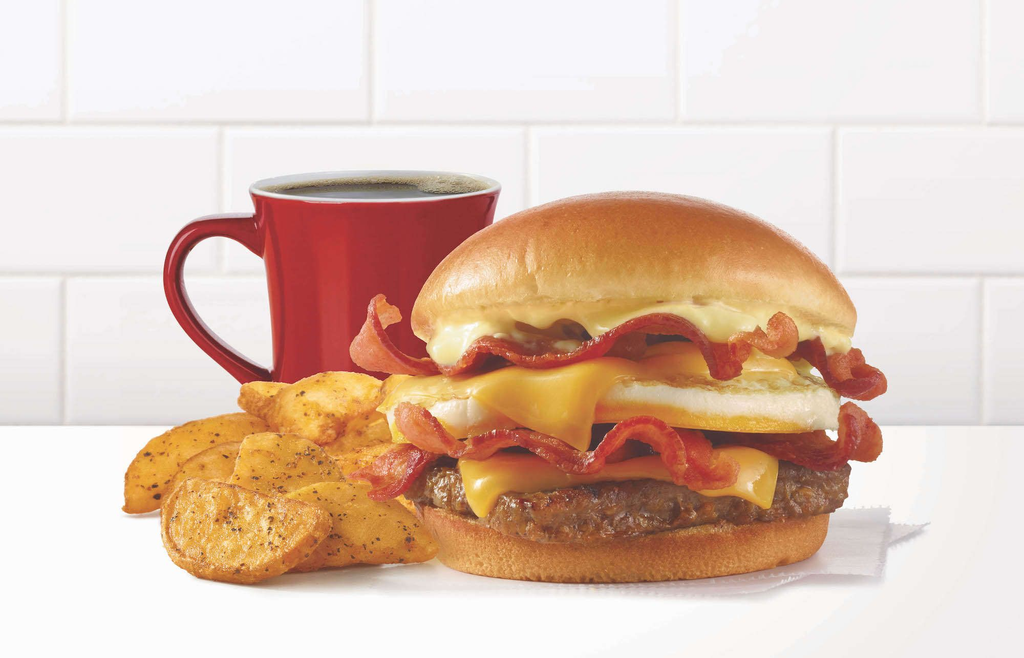 Wendy's Is Finally Rolling Out Breakfast Nationwide