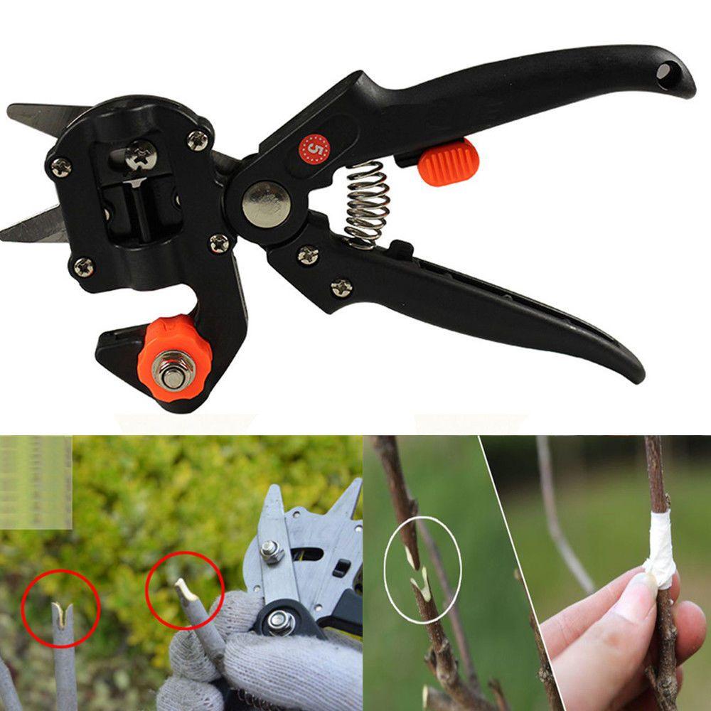 Pro Garden Nursery Fruit Tree Pruning Shears Scissor Grafting Cutting Tools Sets