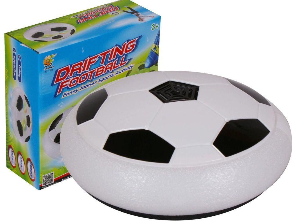 Latajaca Pilka Nozna Na Poduszce Hoverball Air 7372028130 Oficjalne Archiwum Allegro Soccer Ball Soccer Funny