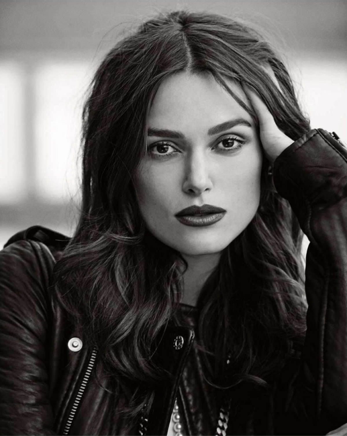 Keira Knightley by Mariano Vivanco for Elle UK March 2015