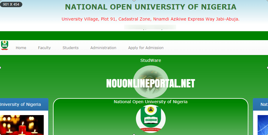Noun Admission Application Noun Form Fees And Registration
