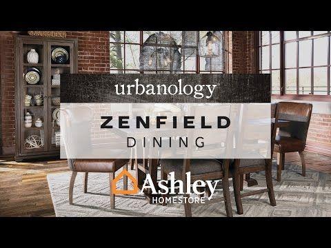 Www.ashleyfurniturehomestore.com P Zenfield Dining Room Chair D670 04