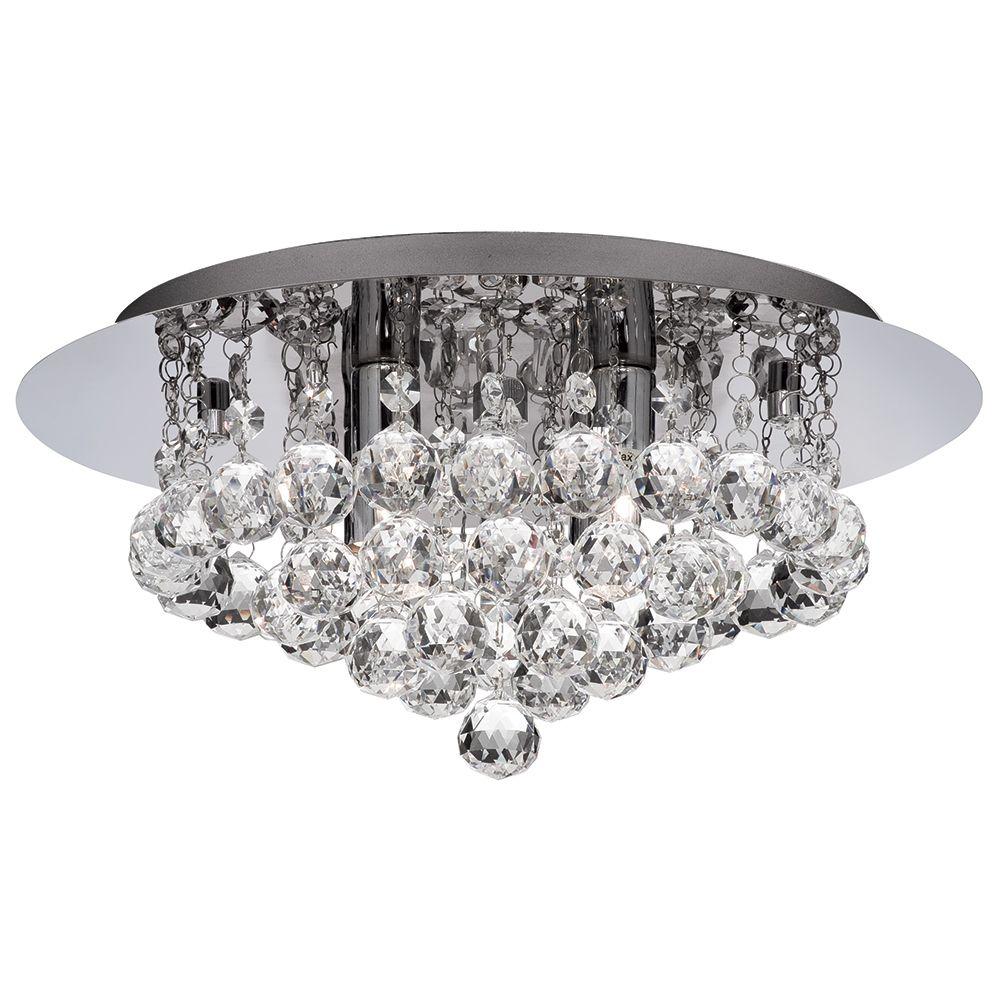 Crystal Bathroom Ceiling Light Crystal Ceiling Light Low Ceiling Lighting Ceiling Lights