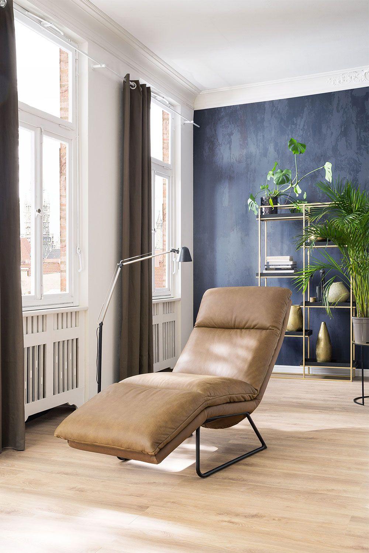 Comfort Republic Ferdinand Liege Mit Elektrischer Relaxfunktion In