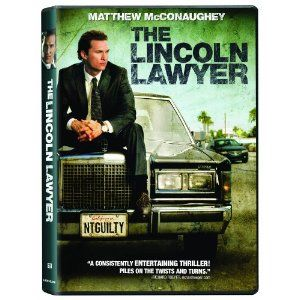 """The Lincoln Lawyer"" starring Matthew McConaughey and Marisa Tomei (2011) -- Excellent!"