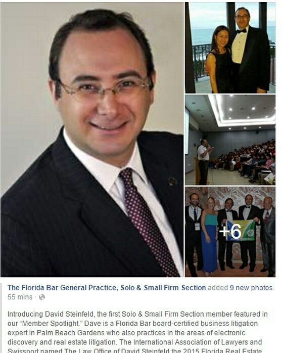 Law Office Of David Steinfeld P L Business Lawyer Steinfeld Corporate Law