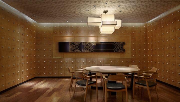Rong Restaurant By Golucci International Design, Tianjin U2013 China » Retail Design  Blog