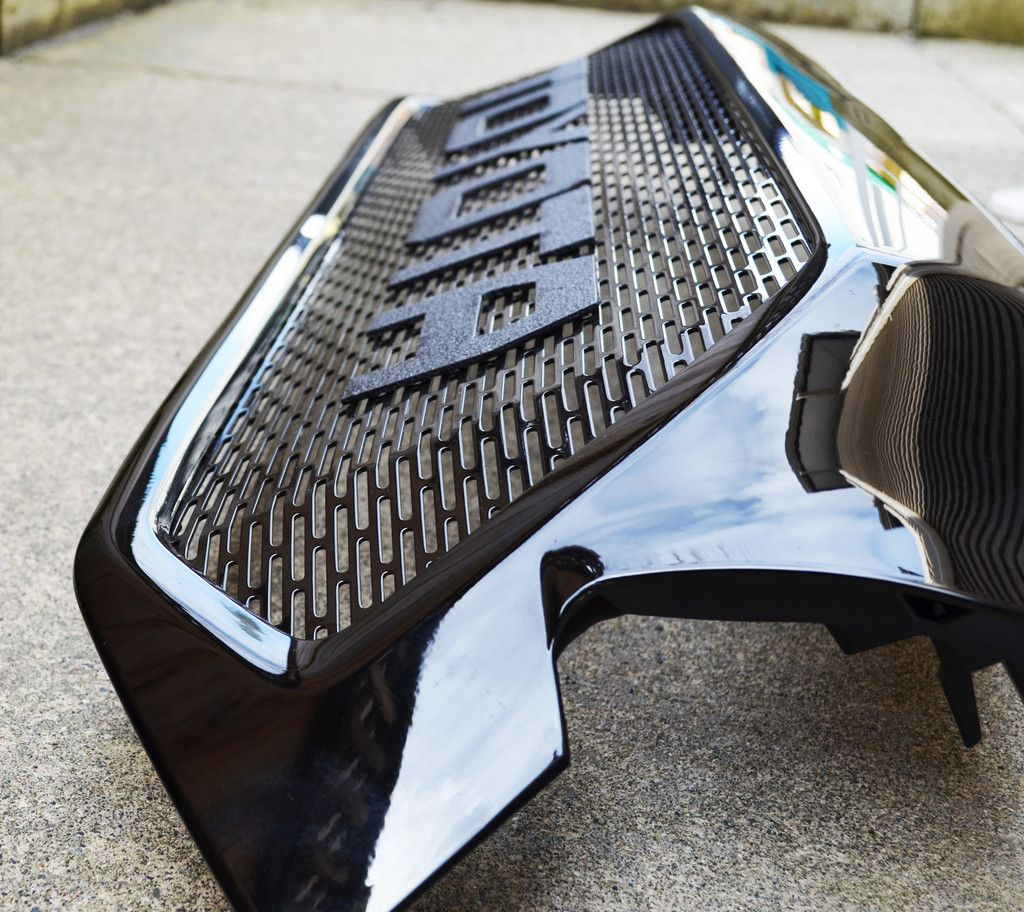 BPF 20122015 Toyota Raptor Style Completed Grill