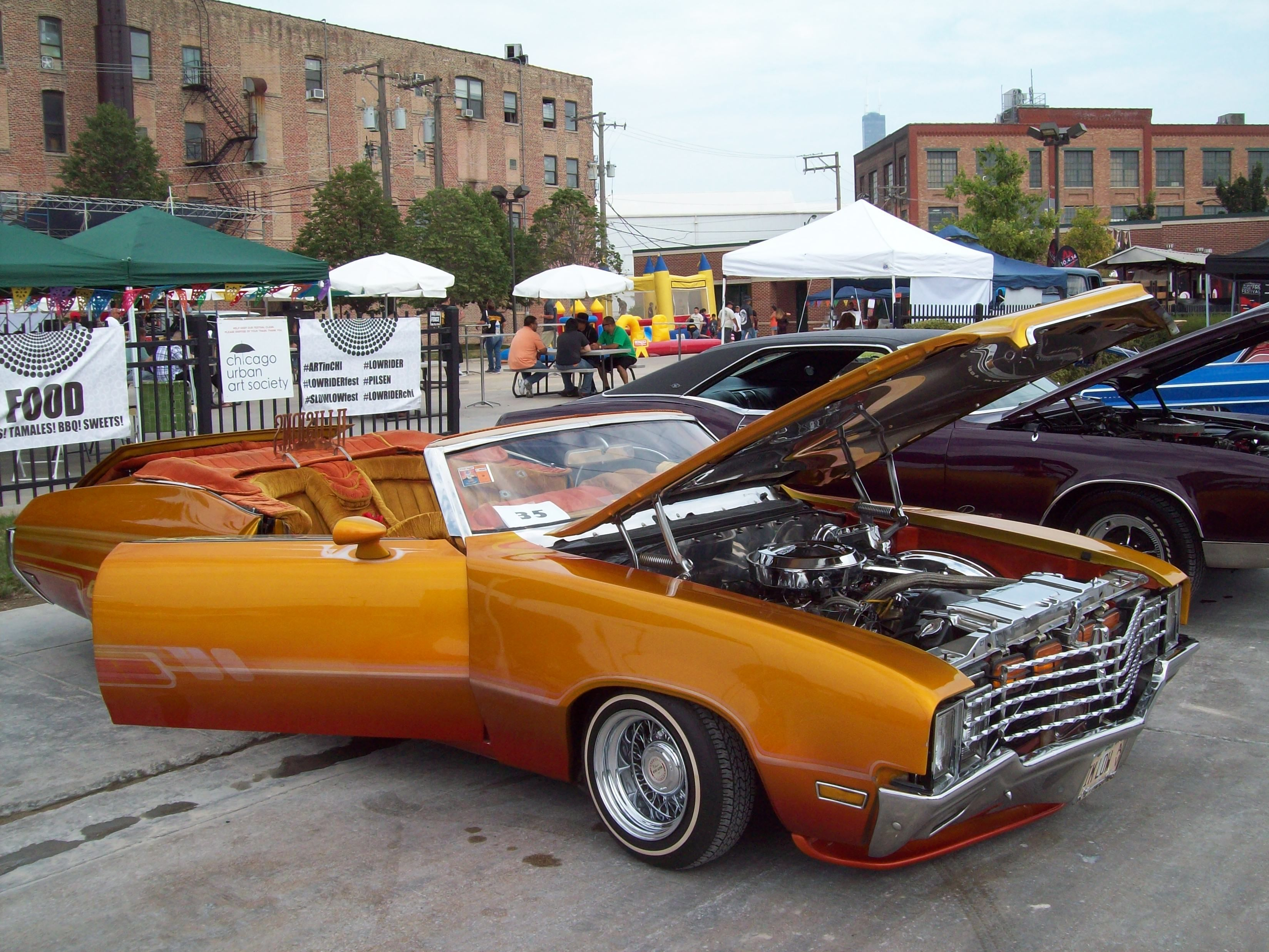Buick Skylark at 2014 Low Rider Fest in Chicago | Vintage Cars ...