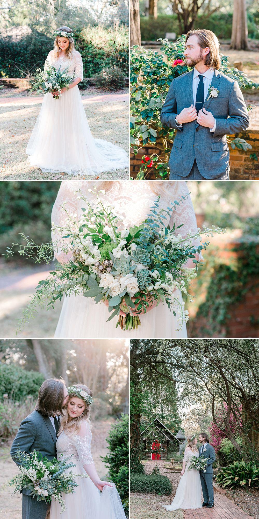 Wedding At Rose Hill Estates In Aiken Sc Whimsical Wedding In South Carolina Succulent Wedding Bou Styled Wedding Shooting Succulent Bouquet Wedding Wedding [ 1998 x 1000 Pixel ]