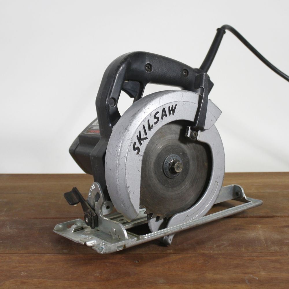 Skilsaw Hd5510 Circular Saw 5 1 2 Blade Professional Framing Saw Usa Made Circular Saws Skil Saw Ebay