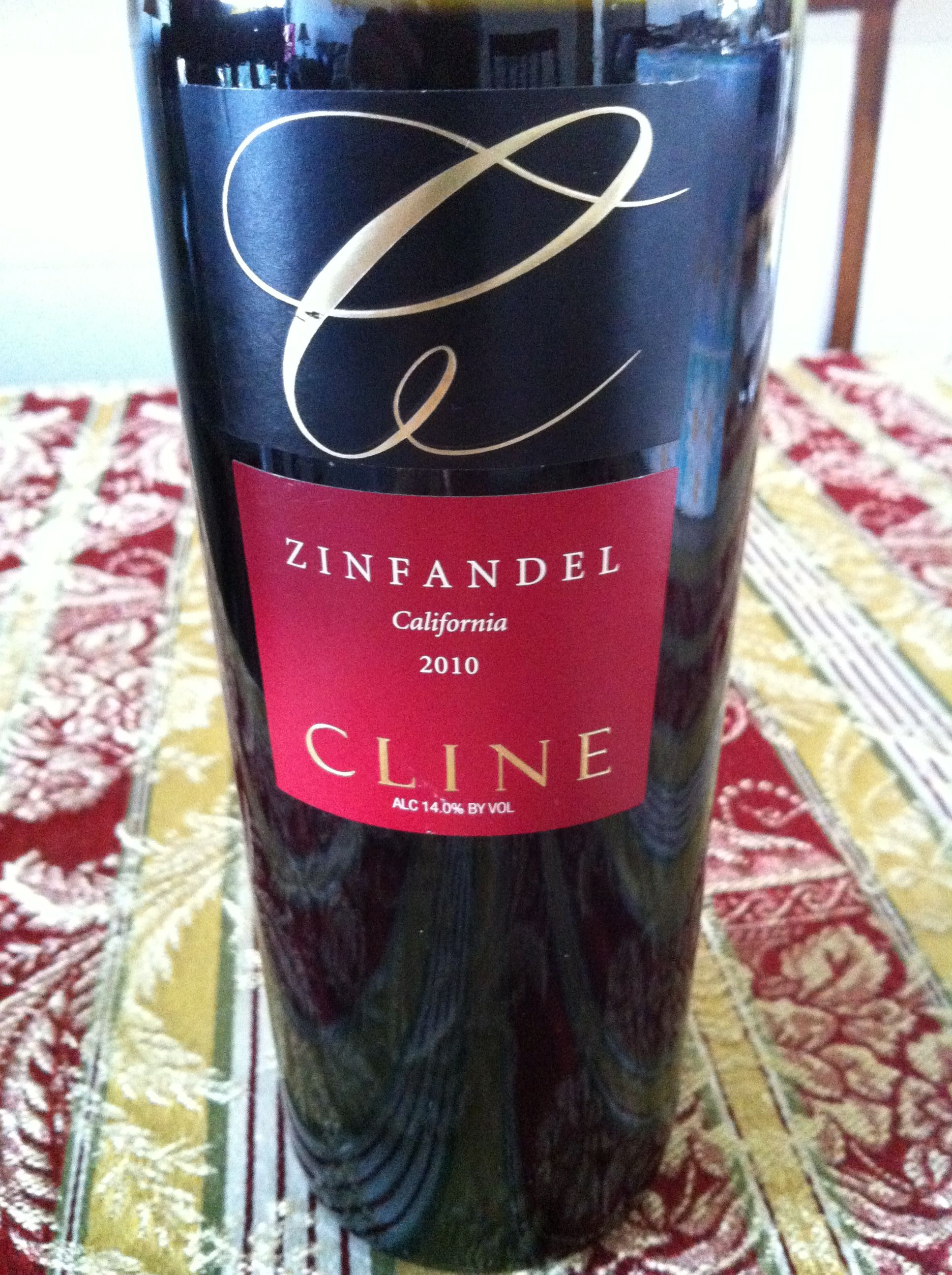 Cline Wines Are Wonderful This One Is Good With Speghetti And A Red Sauce Or Anytime In My Opinion Wine Down Wine Time Wines