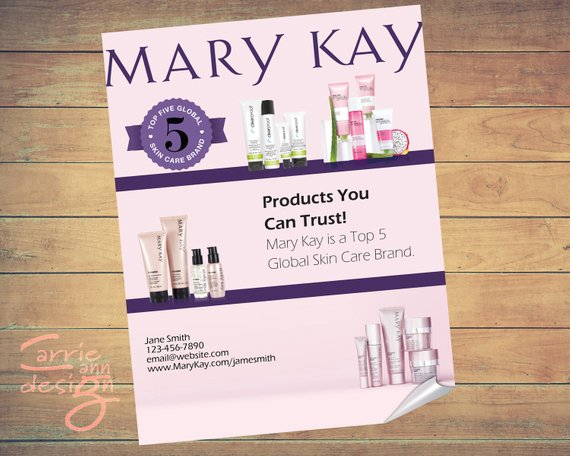Pin On My Mary Kay Business