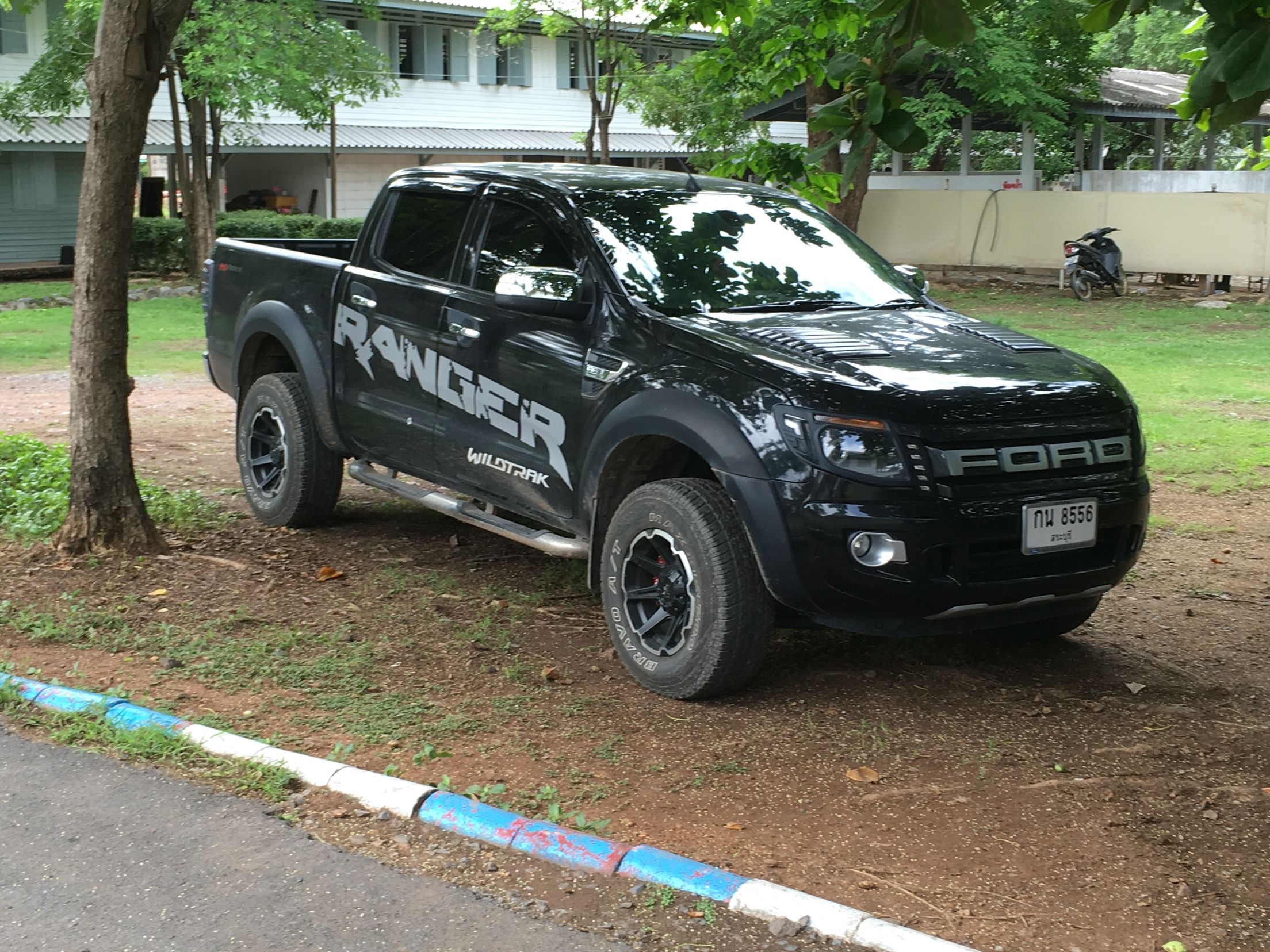 2016 ford ranger from thailand