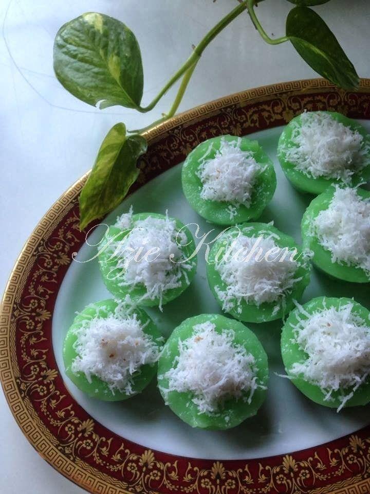 Azie Kitchen Kuih Lompang Sedap Resepi Ii Sarapan Resep Kacang