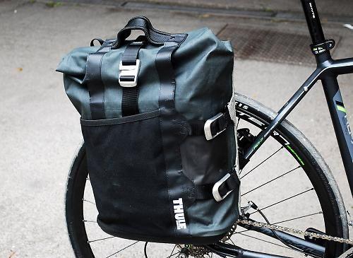 Thule Pack N Pedal Commuter Pannier Bike Panniers Commuter Bag