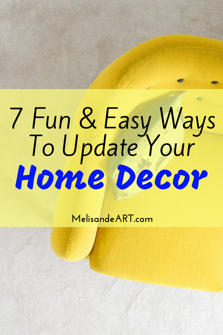 7 quick easy cheap ways to update your home decor on fast and easy ways to refresh your home on a budget id=28609