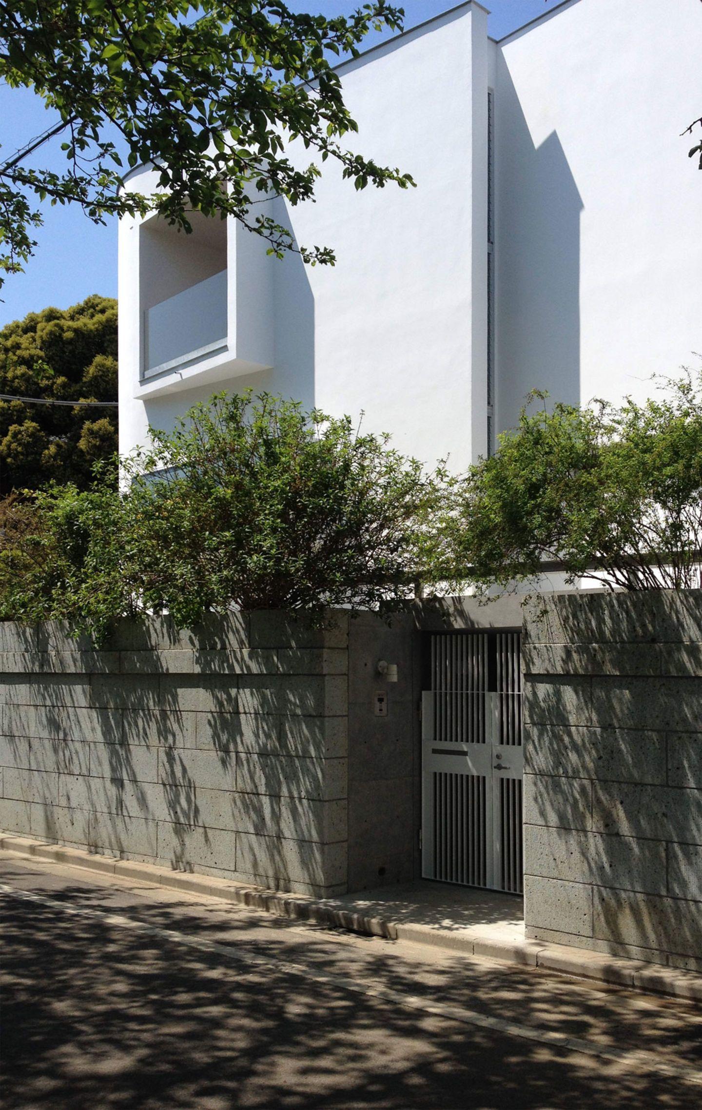 "Yaita and Associates, Shigeo Ogawa · ""House for green,breeze and light"" · Divisare"