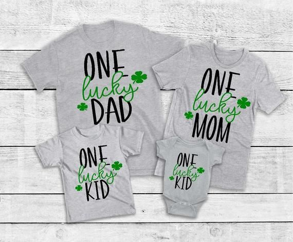 71df6db39 Family St Patricks Day Shirts, Family Shirts, Matching Family Shirts, St  Patricks Day Shirts, St Pat