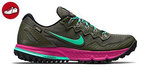 Nike Damen Wmns Air Zoom Wildhorse 3 Gtx Laufschuhe, Beige