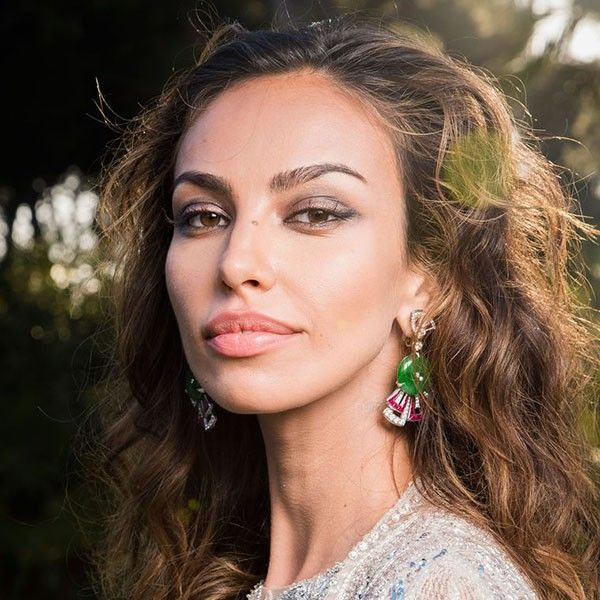 Madalina Diana Ghenea attends the 2019 Vanity Fair Oscar ...  |Madalina Ghenea
