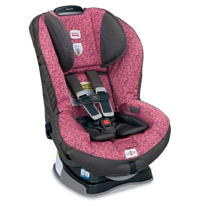 Britax Pavilion G4 Convertible Car Seat - Cub Pink | Car Seats ...
