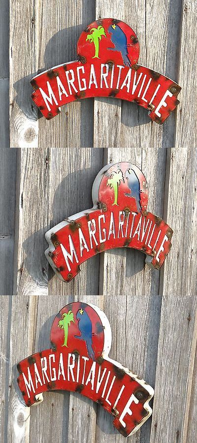 Home Decor Mexican Metal Art 19 5 Margaritaville Sign Garage Man Cave It
