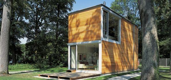 """WeberHaus """"Option"""", Deutschland Modulhaus mit ca. 68 qm"""